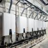 Navien NPE-32 ARC, Настенный газовый конденсационный проточный водонагреватель Навьен