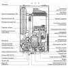 Navien Deluxe plus Coaxial 13K , Газовый настенный котёл Навьен