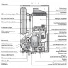 Navien Deluxe plus Coaxial 24K, Газовый настенный котёл Навьен