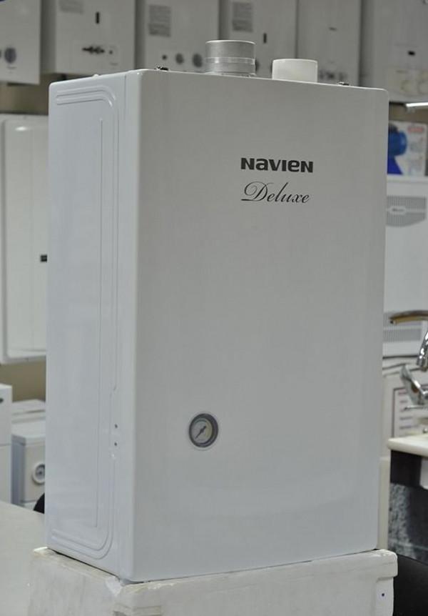 Navien Deluxe 35K, Газовый настенный котёл Навьен