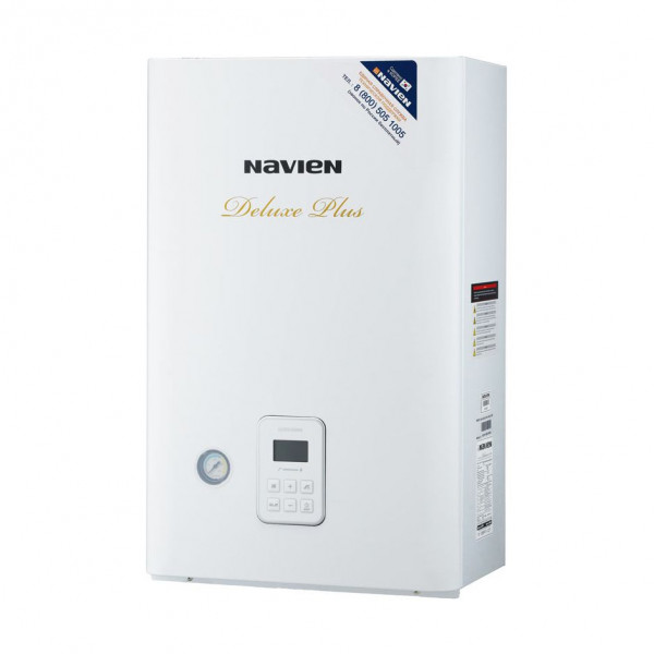 Navien Deluxe plus 30K, Газовый настенный котёл Навьен