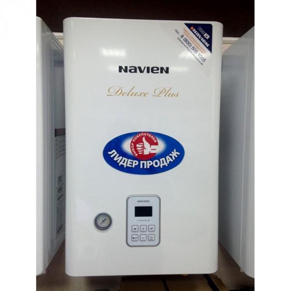 Navien Deluxe plus 20K, Газовый настенный котёл Навьен