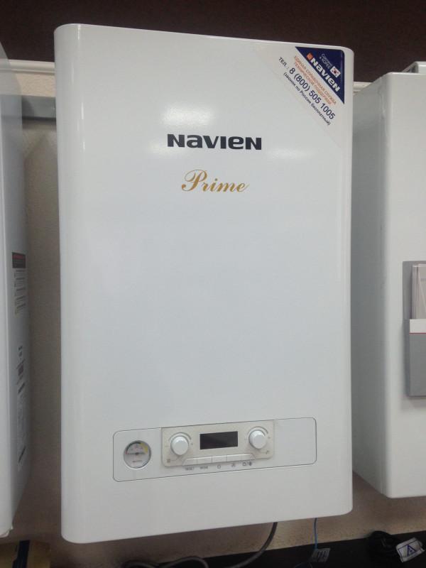 Navien Prime 30K, Газовый настенный котёл Навьен