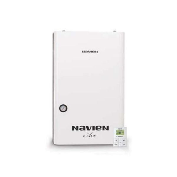 Navien Ace-13K Coaxial White, Газовый настенный котёл Навиен