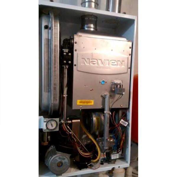 Navien Ace-20K Turbo Silver, Газовый настенный котёл Навиен