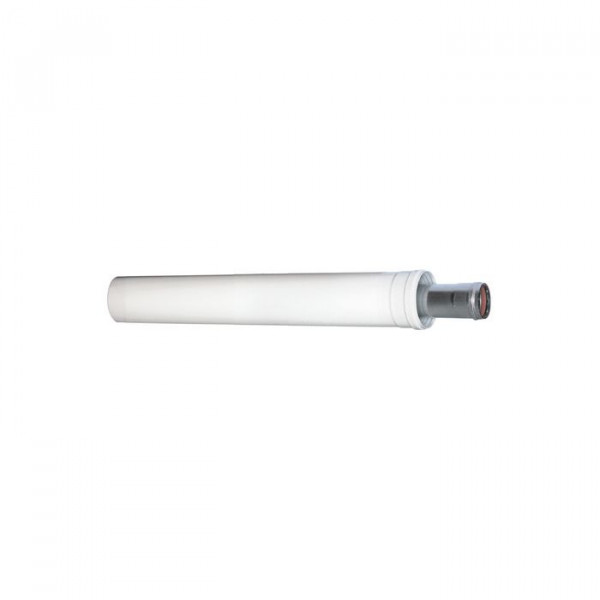 Удлинитель Navien BCSA 1002, Ø 60/100 мм, L=500 мм, белый