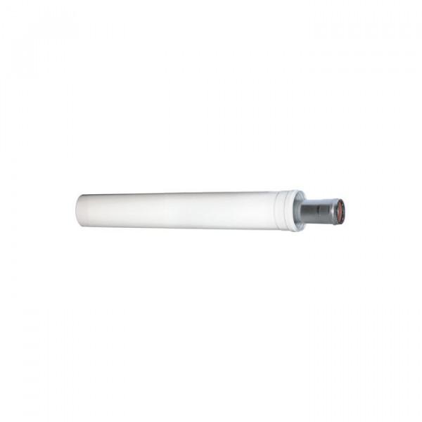 Удлинитель Navien BCSA 1003, Ø 60/100 мм, L=250 мм, белый