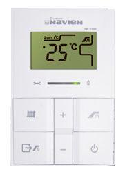 Комнатный термостат, программатор, и терморегулятор Navien