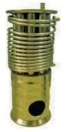 Теплообменник из нержавеющей стали в котлах Navien GST-49K Silver